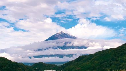即位の礼・富士山(byりっちゃん氏ツイッター).jpg